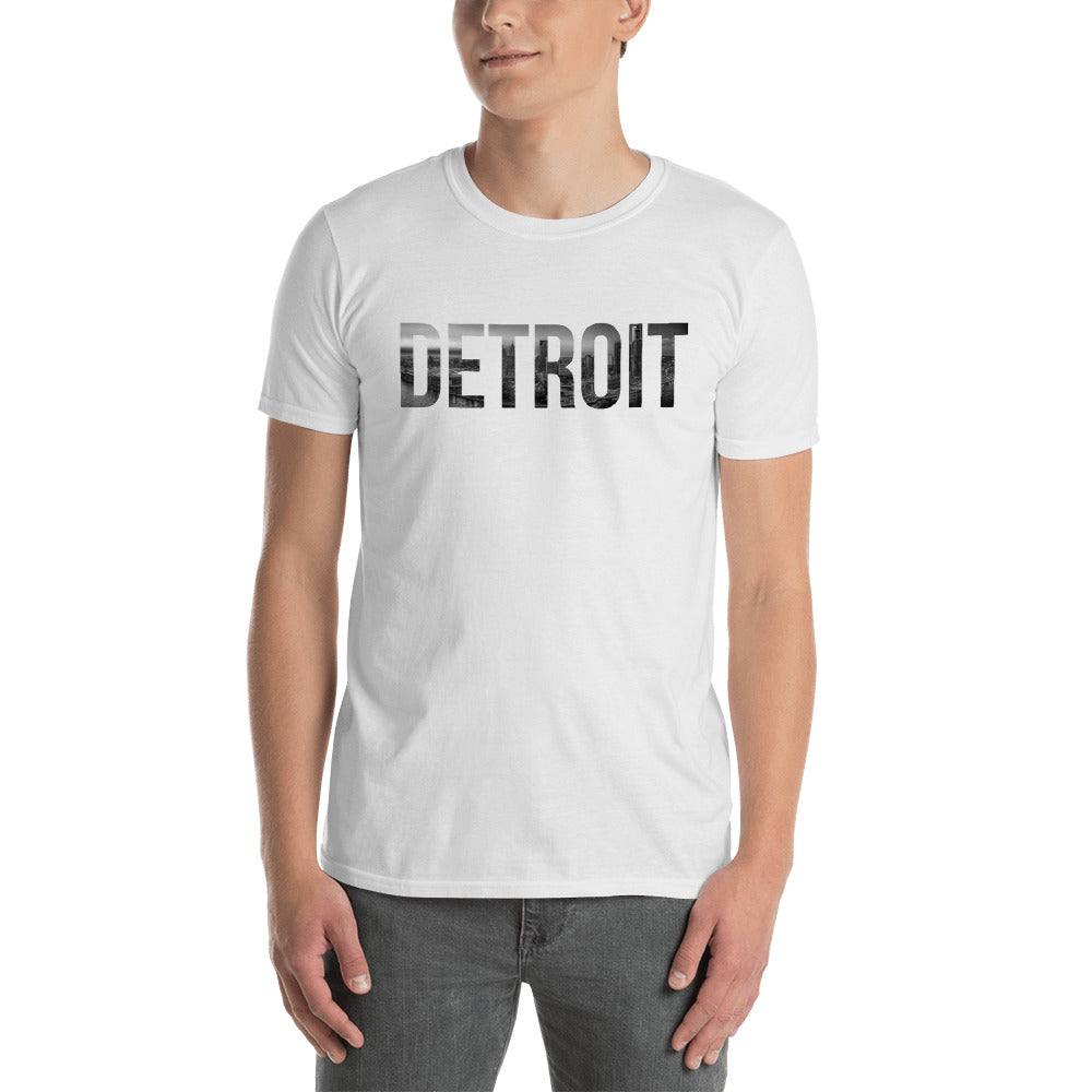 Detroit Short-Sleeve Unisex T-Shirt