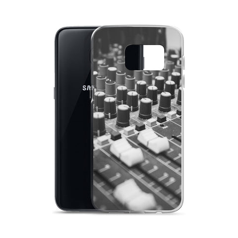 Samsung Galaxy Case (Mixing Desk)