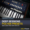 Deep Sessions for Korg Polysix (Free)