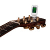 Clip-on Chromatic Digital LCD Guitar Tuner