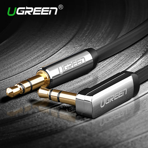3.5mm Right Angle Audio Cable