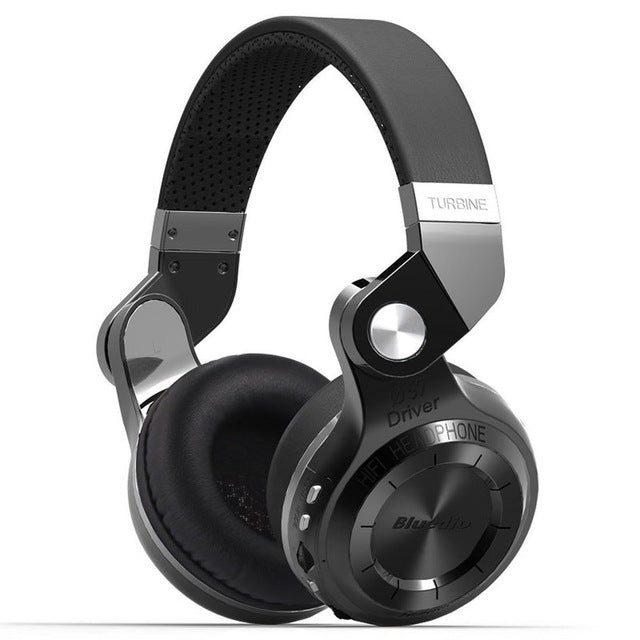 T2 Turbine Bluetooth Stereo Headphones