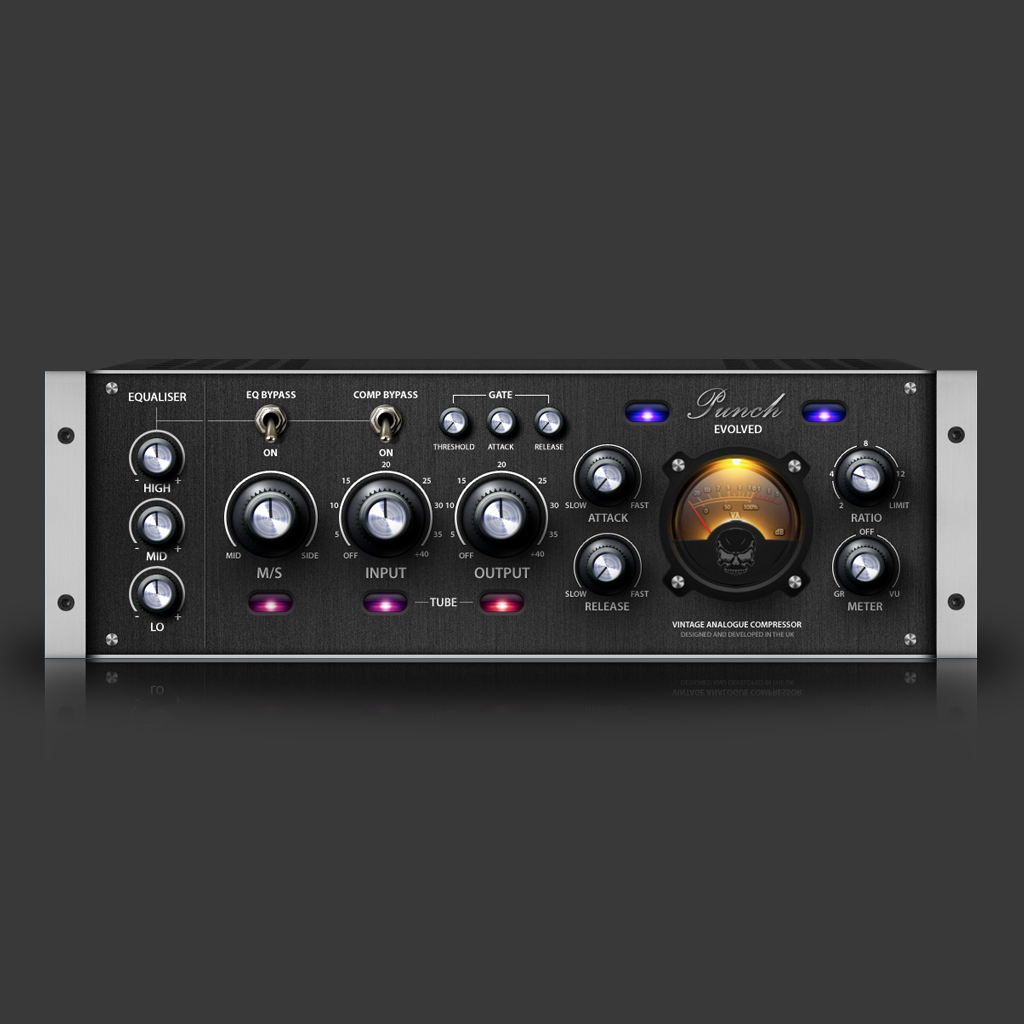 1176ae Emulation Vst Plugin Punch Evolved Studio Toolz Equalizers Crossovers Wiring Kits Caps And More Click On Picture To