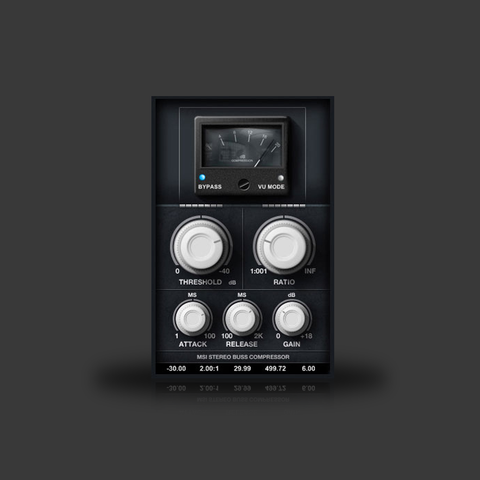 Stereo Buss Compressor (Free)