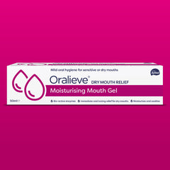 Oralieve Moisturising Mouth Gel