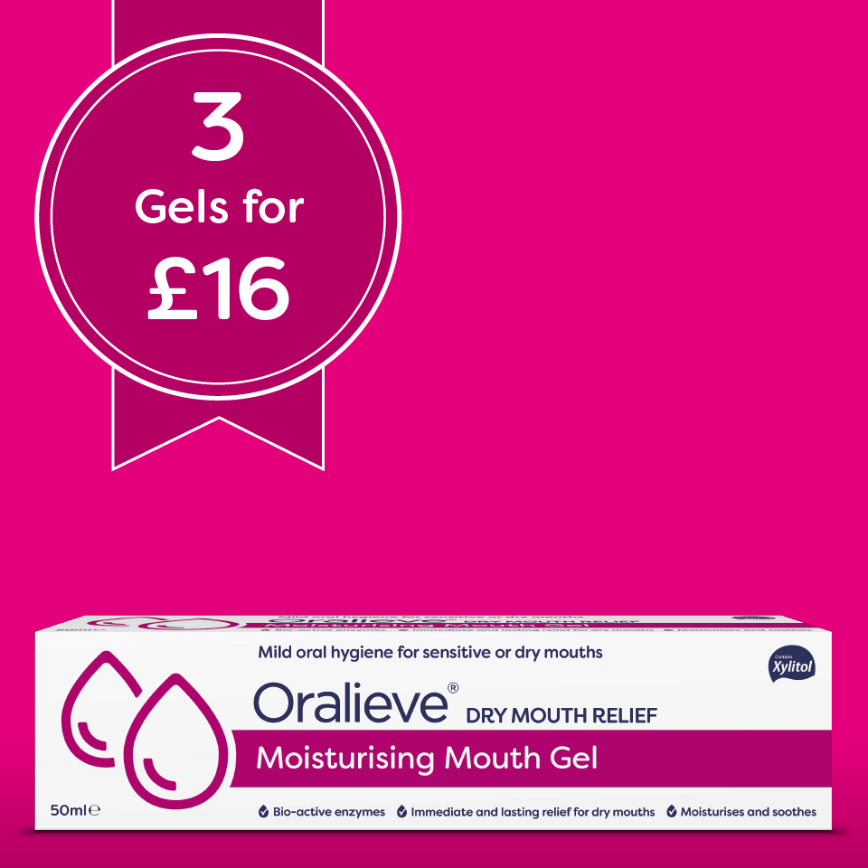 3 Gels for £16