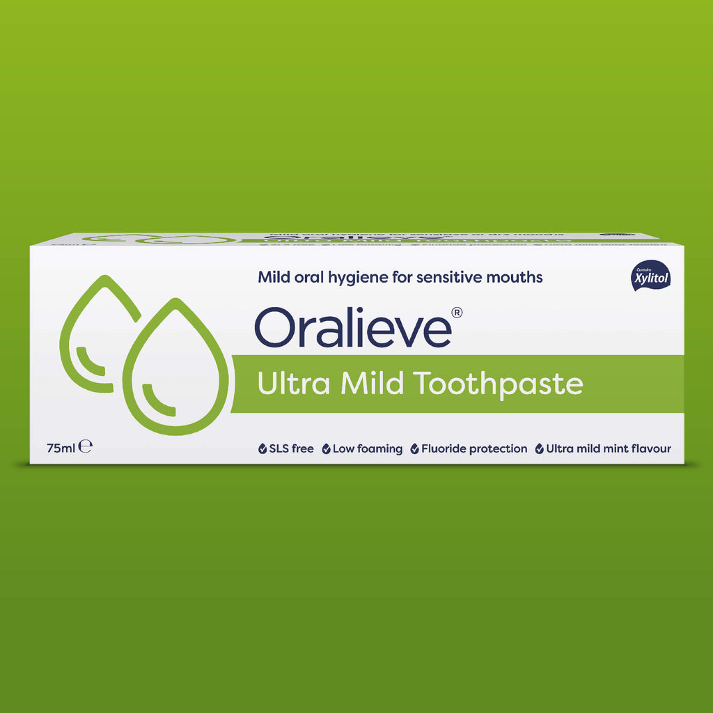 Oralieve® Ultra Mild Toothpaste 75ml