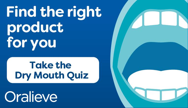 Take the Dry Mouth Quiz