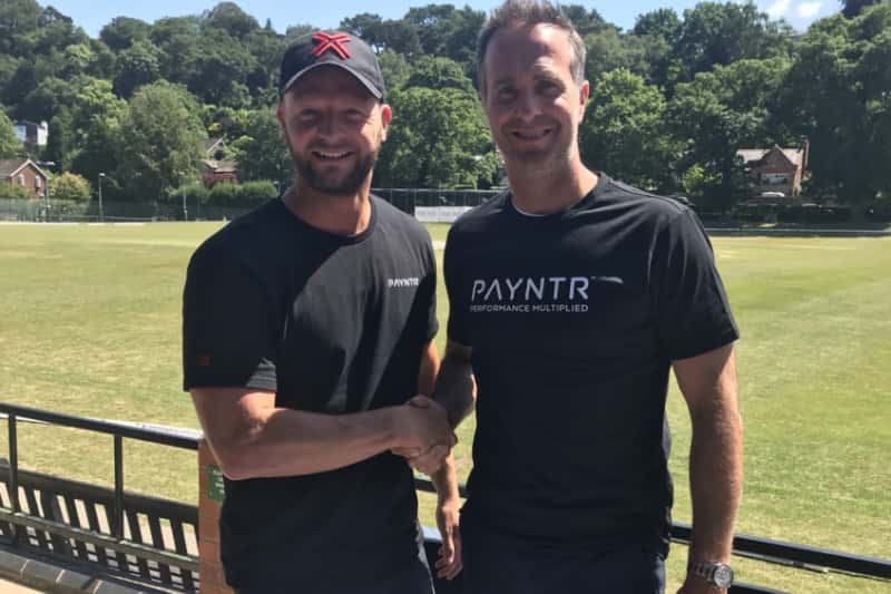 Vaughan invests in cricketing shoe firm Payntr