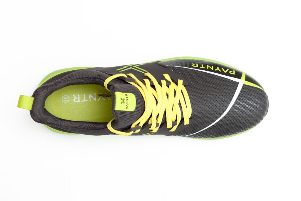 PAYNTR T20 Black & Yellow