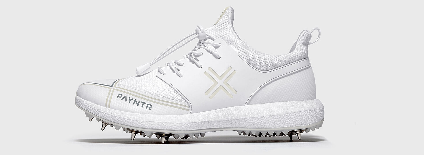 PAYNTR X in EP Classic White