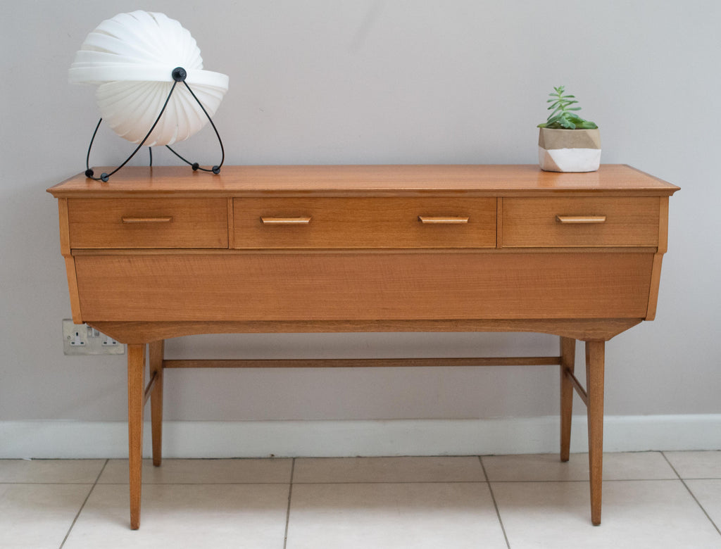 Alfred Cox Teak Sideboard Designed For Handicraft And Originally Sold Through Heals 1950'S