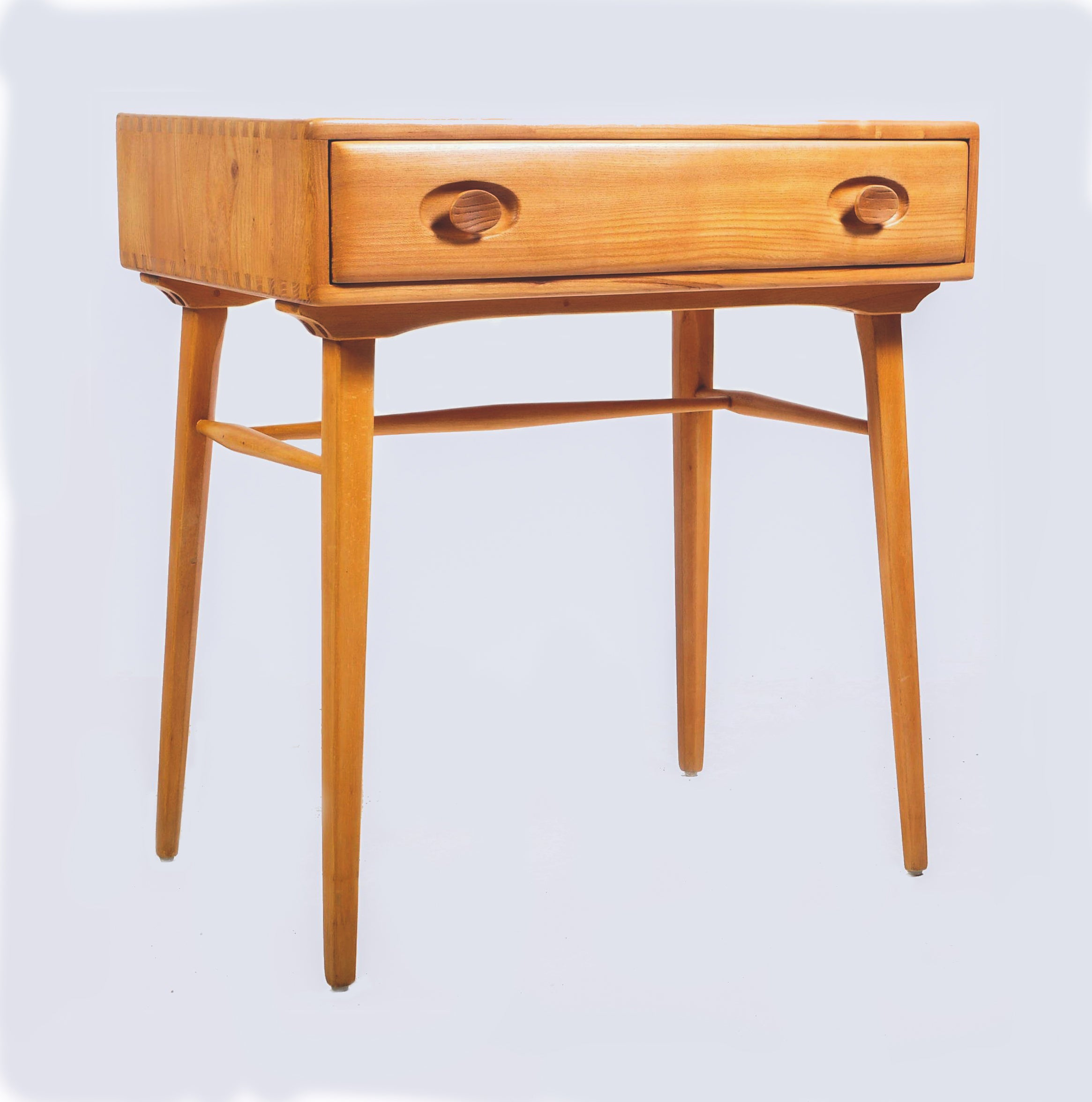 Rare Ercol Vintage Writing Desk Model 437