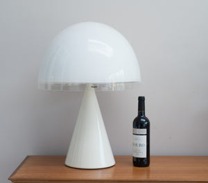 Large Baobab Table Lamp, Model 4044, By Guzzini, Italy 1978 – 1982