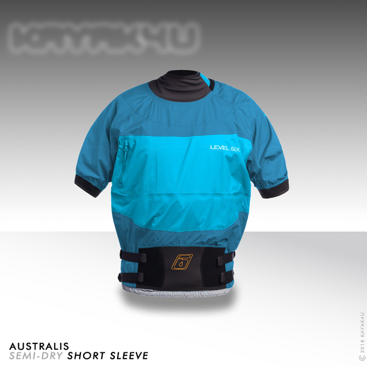 LEVEL SIX - Australis - jurassickayakshop-kayak4u-fr