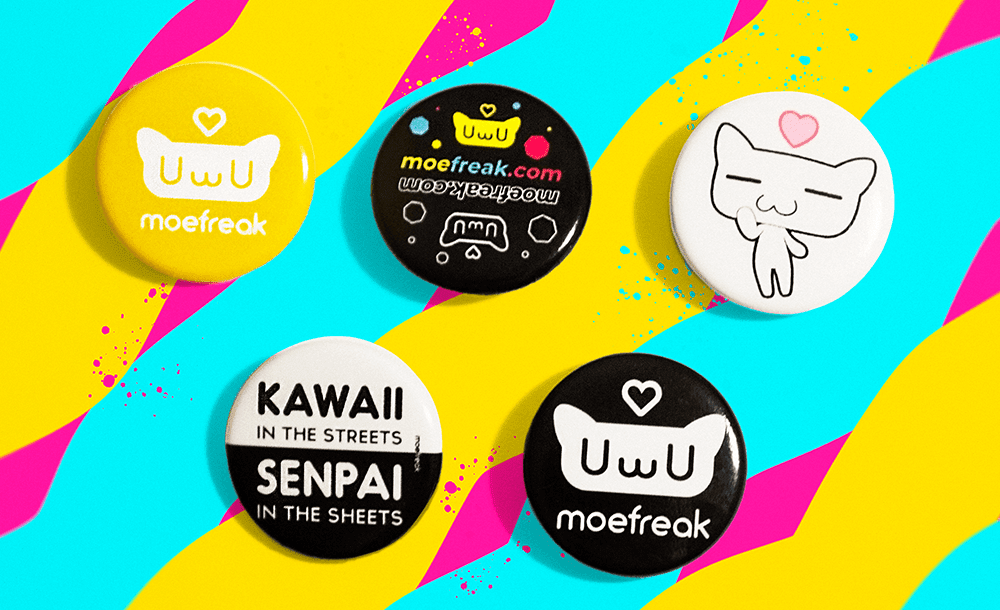 MF Buttons Pack Fall 2019