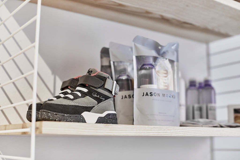 WHAT A PETIT Store Jason Markk and Ewing Athletics