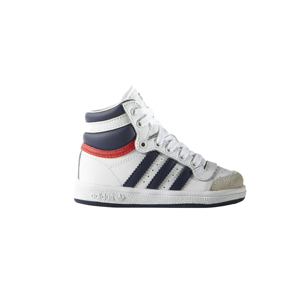Adidas Originals Top Ten Hi Toddler Schuhe - WHAT A PETIT