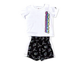 Jordan Jordan 2-Piece SET Toddler Crewneck - WHAT A PETIT