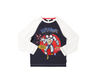 Little Marc Jacobs SUPERMARC JERSEY Longsleeve T-Shirt Kids T-Shirt - WHAT A PETIT