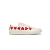 x COMME DES GARCONS PLAY ALL STAR 70s ox youth