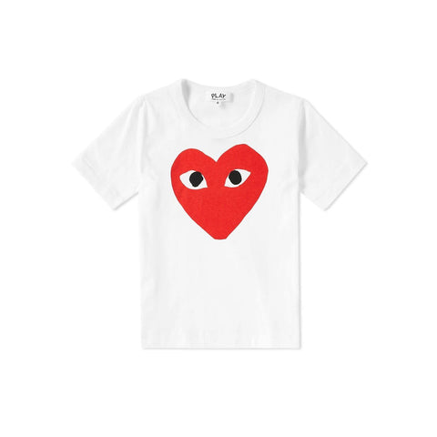 PLAY SOLID HEART T-Shirt Youth