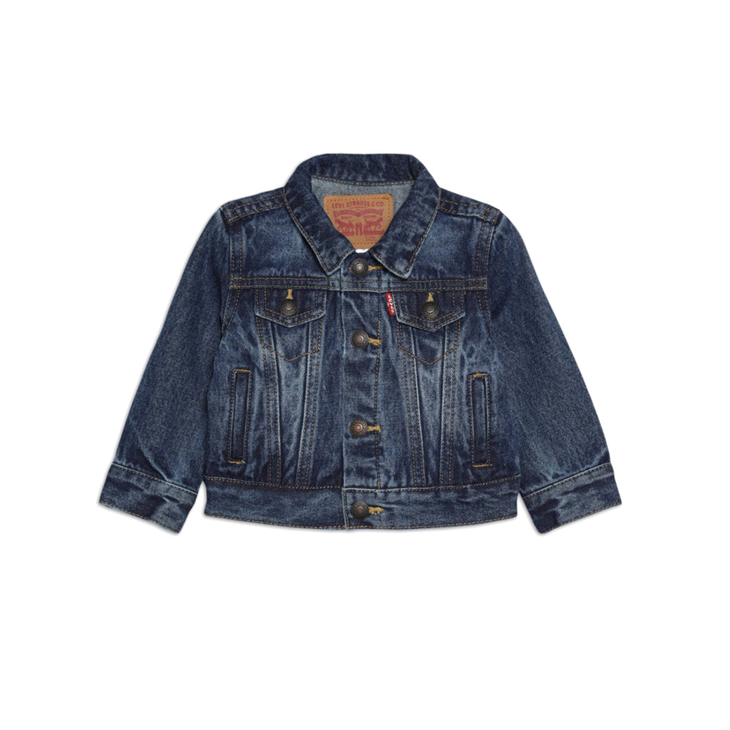 LEVIS TRUCKER JACKET TODDLER Jacket - WHAT A PETIT