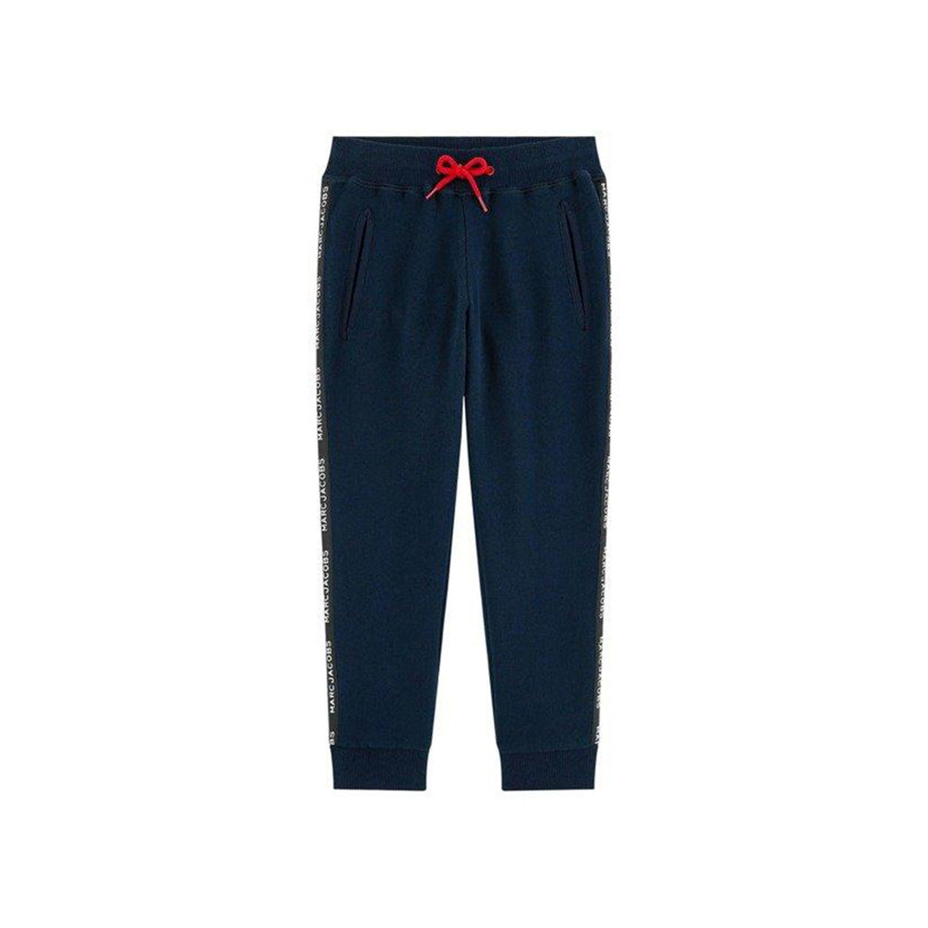 Little Marc Jacobs Tracksuit Sweatpant Kids - Navy Trackpant - WHAT A PETIT