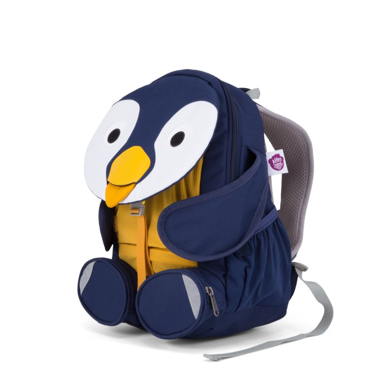 Affenzahn Polly Pinguin Backpack - WHAT A PETIT