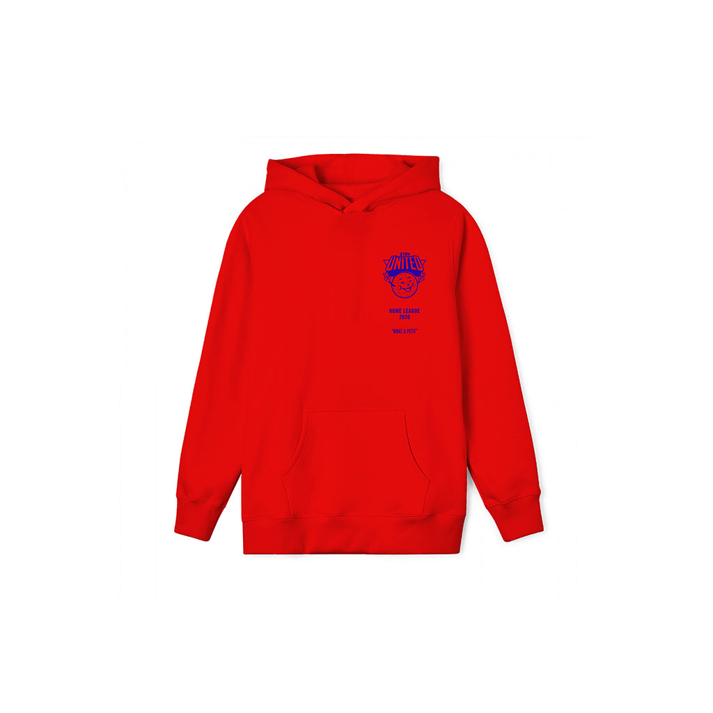 WHAT A PETIT x Russel Athletic Home League Hoody Kids Hoody - WHAT A PETIT