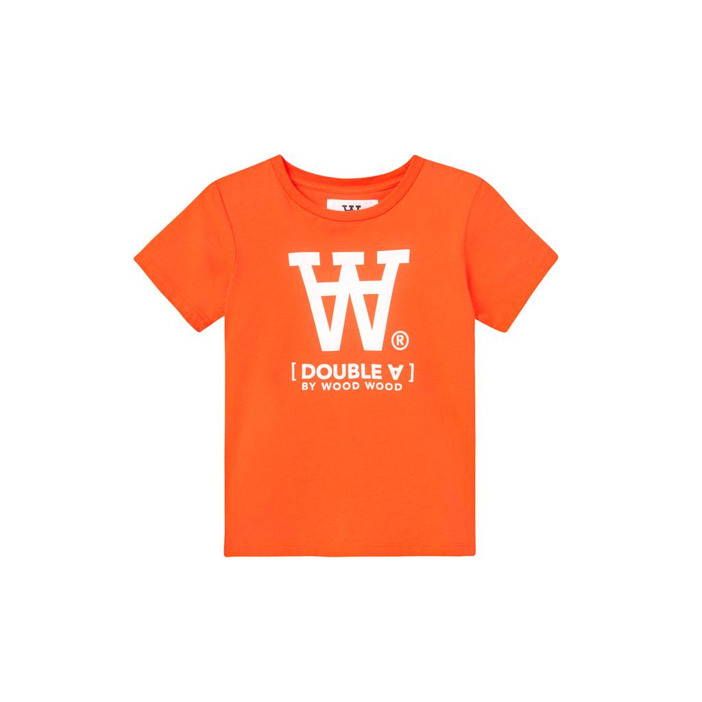 WOOD WOOD Double A Ola Tshirt Kids T-Shirt - WHAT A PETIT