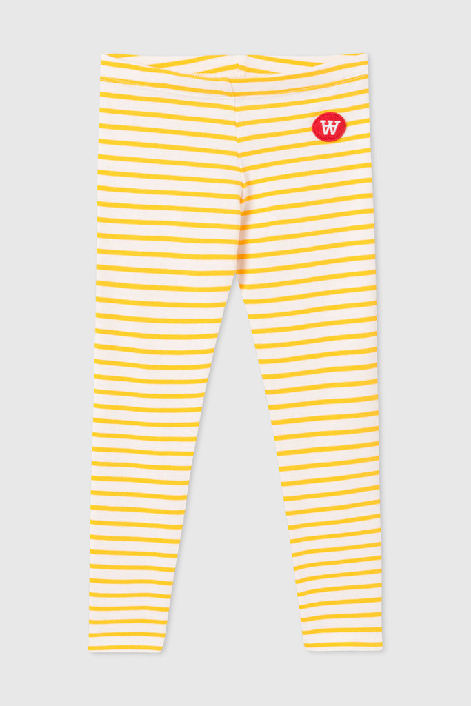 WOOD WOOD Double A by Wood Wood Ira kids leggings T-Shirt - WHAT A PETIT