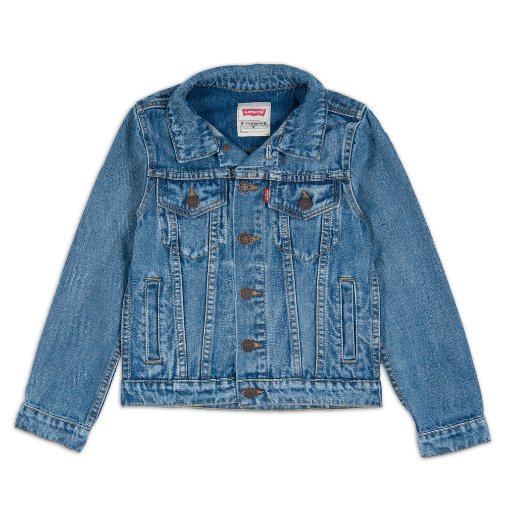 LEVIS TRUCKER JACKET KIDS Jacket - WHAT A PETIT