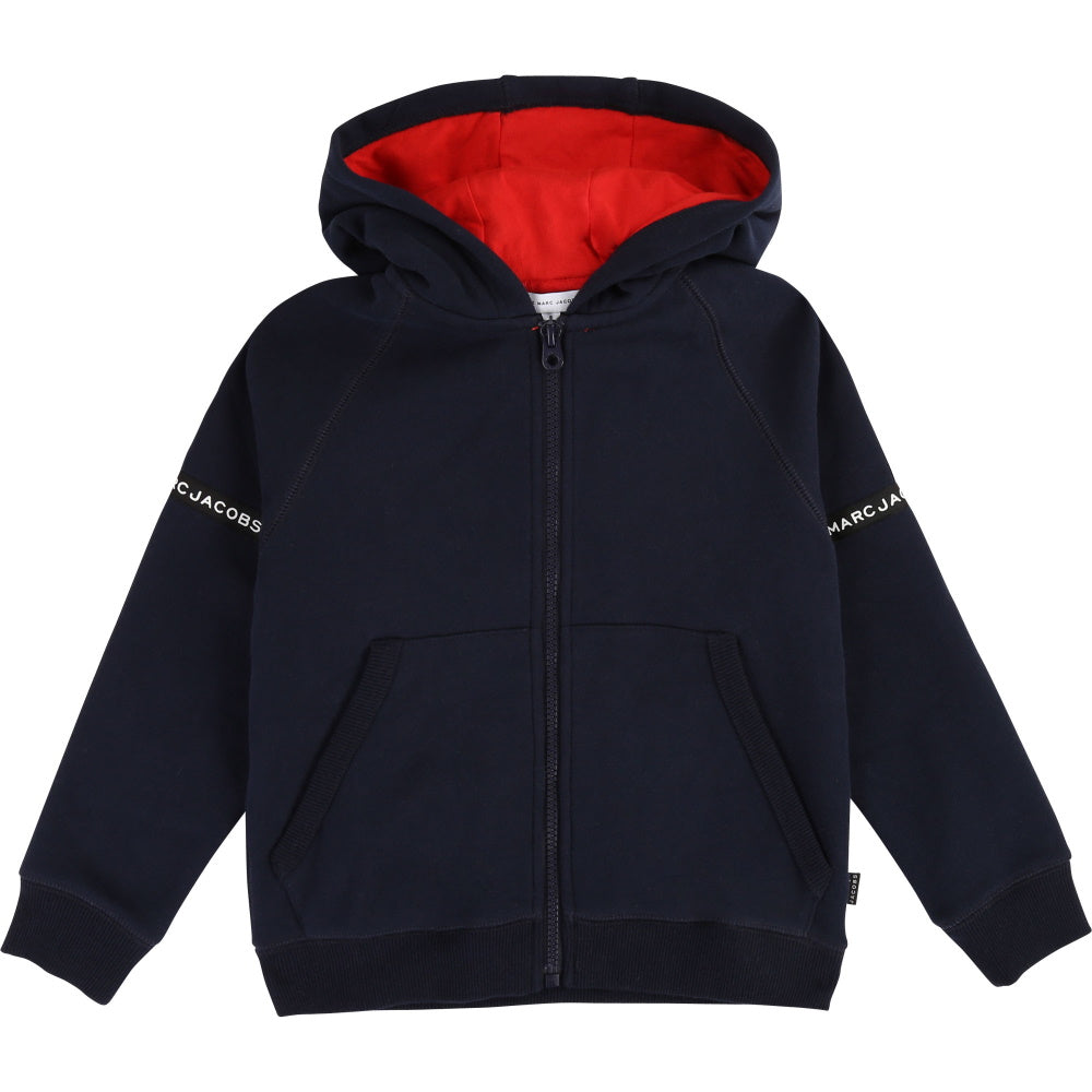 Tracksuit Jacket Kids - Navy