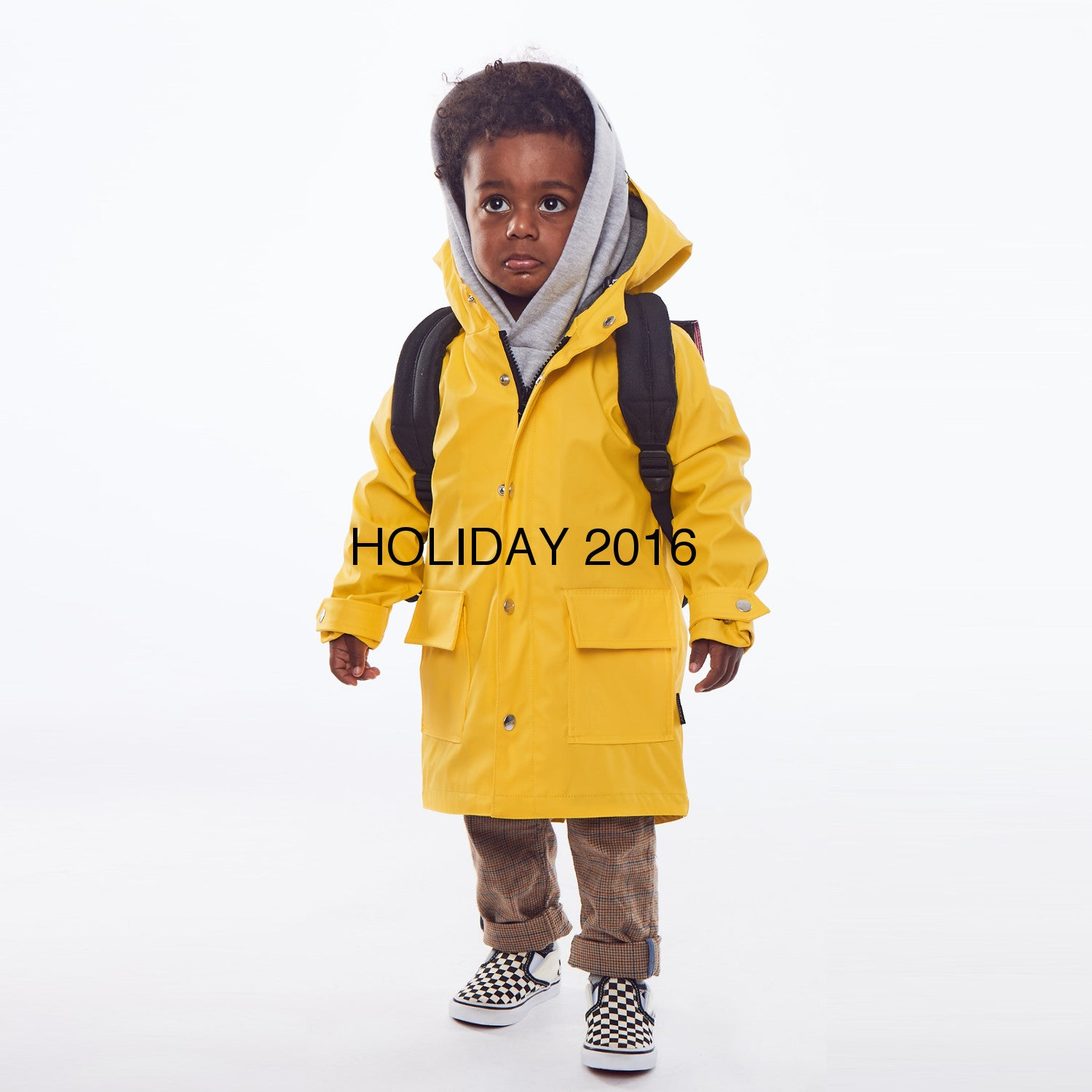 WHAT A PETIT Lookbook Fall/Winter 16