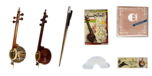 Persian Bowed Instruments
