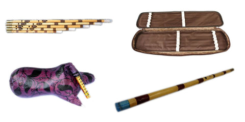 Persian Woodwind Instruments