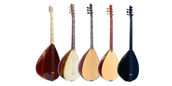 Short Neck Baglama