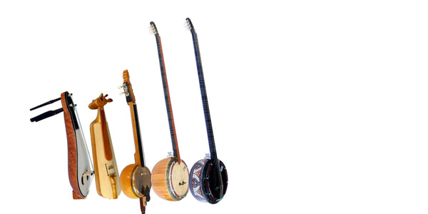 Turkish Bowed Instruments