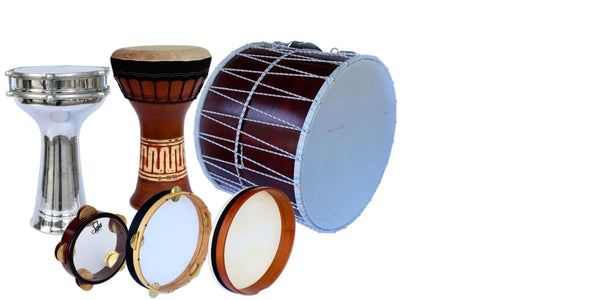 Turkish Drum Instruments
