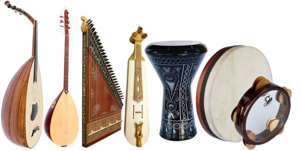 Turkish Instruments