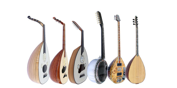 Turkish String Instruments