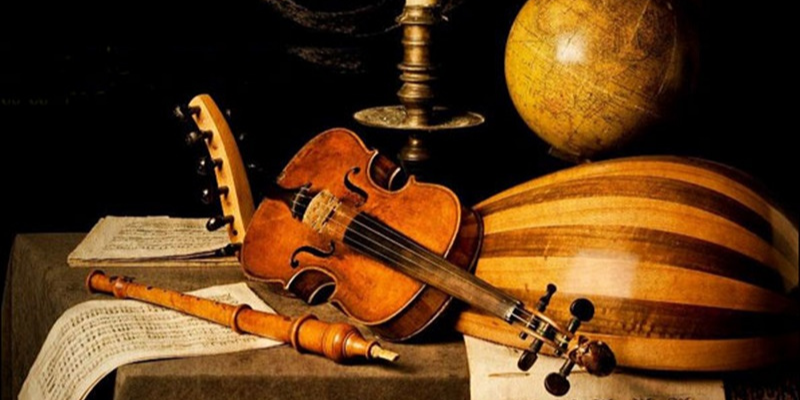 Turkish Persian Instruments