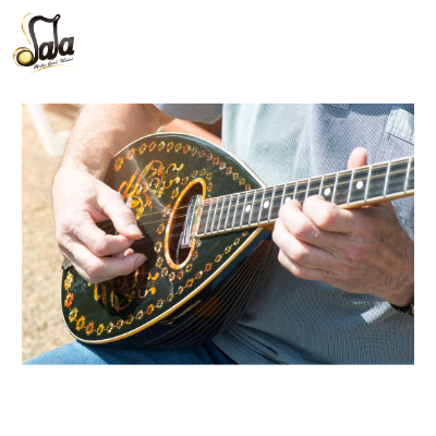 What is the Greek Bouzouki?