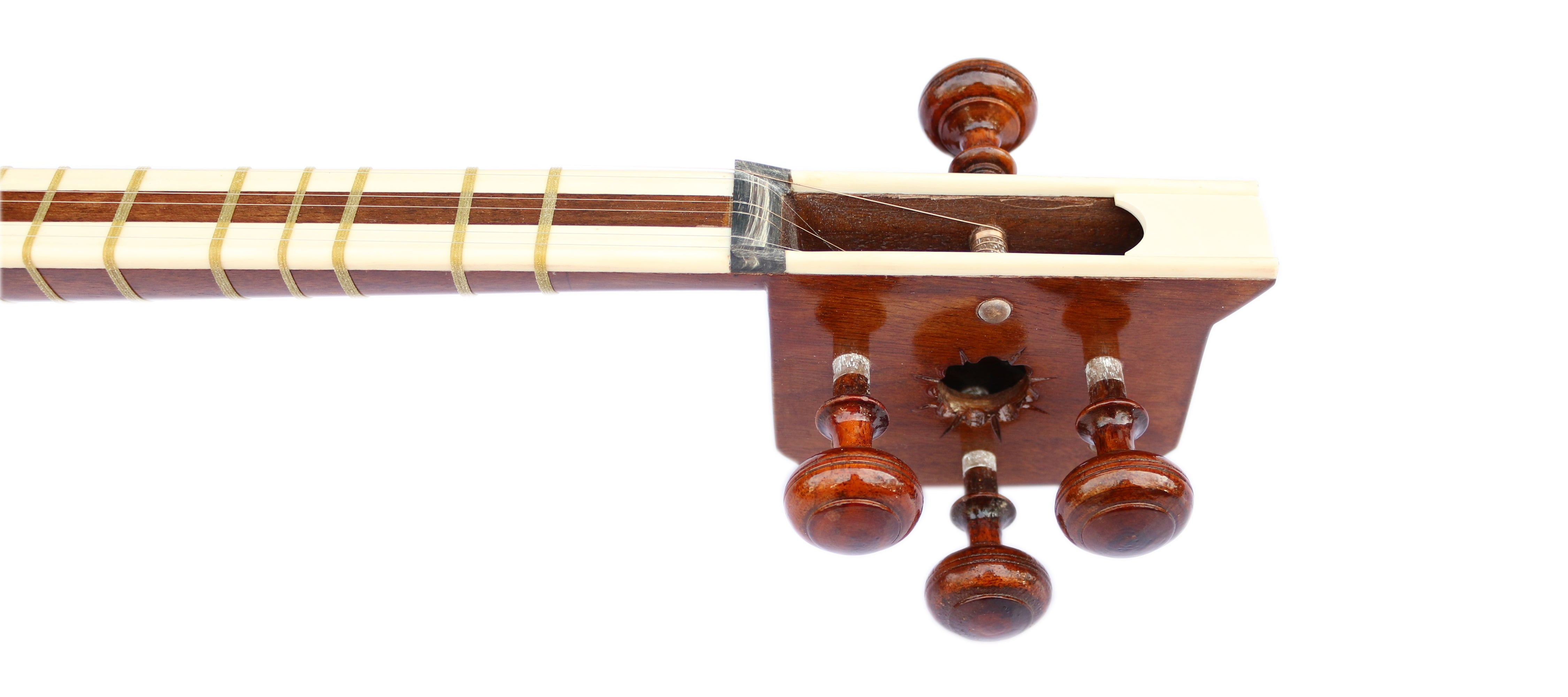 High Quality Carved Mulberry Tar By Delnavaz DPT-305 - Sala Muzik