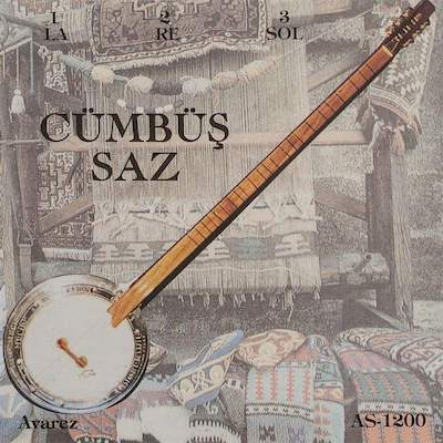 Cumbus Saz Strings AS1200 - Sala Muzik