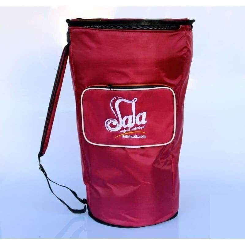Bass Darbuka red case for sale