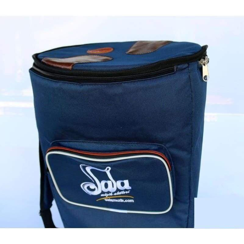 For Bass Darbuka blue case