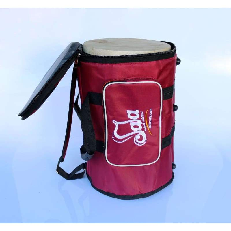 red Case For Darbuka