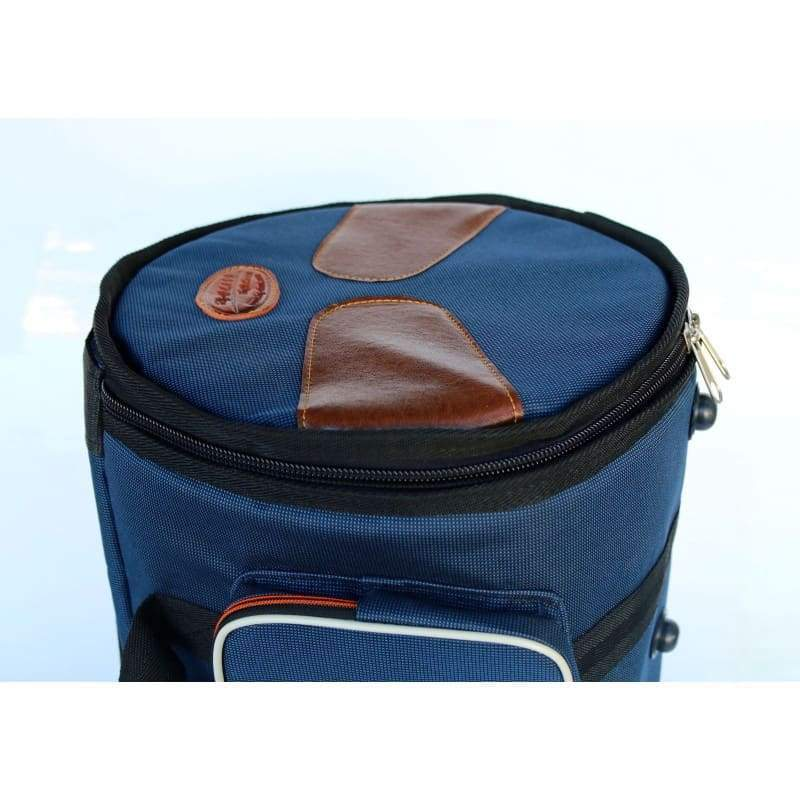 blue Case For Darbuka